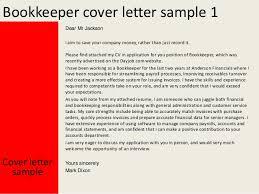bookkeeping cv bookkeeper cover letter 2