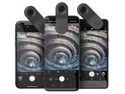 Купить <b>Набор линз</b> для смартфона <b>Olloclip</b> Multi-Device Fisheye + ...