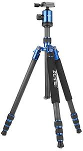 <b>ZOMEi Z818C</b> Carbon Fiber <b>Camera Tripods</b> For Digital DSLR ...