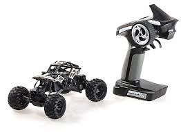 Basher RockSta 1/24 4WS Mini <b>Rock</b> Crawler (RTR) (<b>Metal</b> Gears)