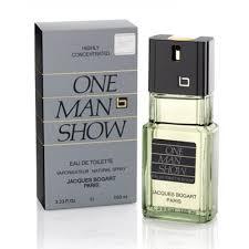 Shop <b>Jacques Bogart One Man</b> Show - For Men - EDT - 100 Ml ...