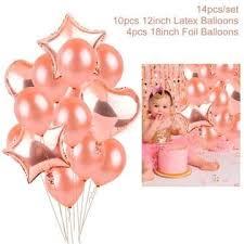 Ballons Rose <b>Lot</b> de 14 en 2019 | Ballons de mariage, Ballons ...