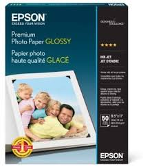 Epson Premium Photo Paper GLOSSY (8.5x11 ... - Amazon.com