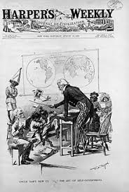 school discipline   wikipedia  the free encyclopediaa harper    s weekly cover from shows a caricature of school discipline
