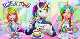 <b>Unicorn</b> Food - <b>Rainbow</b> Glitter Food & Fashion - Apps on Google Play