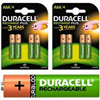 Hot New Releases in <b>Rechargeable</b> Household Batteries