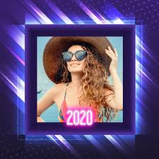 2020 New year 1 picture + perso text