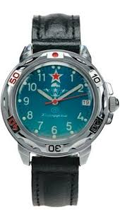 <b>Мужские</b> наручные <b>часы Восток 431307</b> Командирские ВДВ