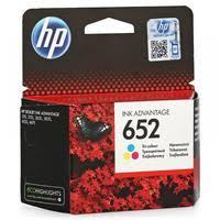 <b>Картридж</b> струйный <b>HP 652 F6V24AE</b> цветной – купить струйный ...