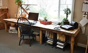 incredible circular amazing build office desk