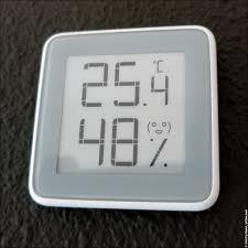 <b>Термометр</b>-гигрометр <b>Xiaomi Mijia</b> на электронной бумаге | Yktoo