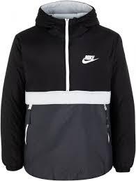 <b>Куртка</b> утепленная мужская <b>Nike</b> черный цвет - купить за 7299 ...