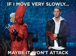 If I move very slowly | Funny Dirty Adult Jokes, Memes & Pictures via Relatably.com