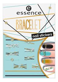 Купить <b>наклейки для ногтей</b> bracelet <b>nail</b> stickers no10 essence ...
