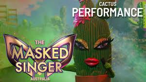 <b>Cactus</b>' 'I <b>Love</b> It' Performance | The Masked Singer Australia ...