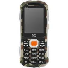 Купить <b>Сотовый телефон</b> bright&quick <b>BQ 2432</b> Tank SE Military ...