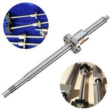 <b>300mm ball screw sfu1605 ball screw</b> with nut for cnc Sale ...