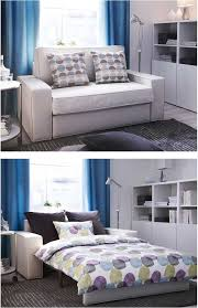 this would be awesome for the guest bedroom vilasund easily converts into a queen size bed for two pocket springs adjust to your body and keep your spine charming small guest room office