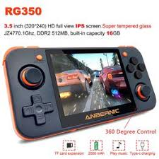 RG350 Retro Handheld 3.5inch IPS Screen 64Bit ... - Vova