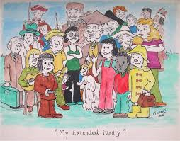 Nuclear families vs extended families essay