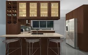 post kitchen peninsula ideas