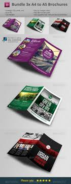 bumdle 3x indesign brochure a4 to a5 by braxas graphicriver bumdle 3x indesign brochure a4 to a5 informational brochures