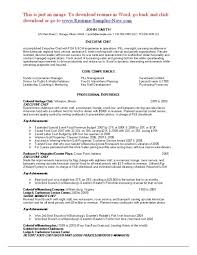 chef resume objective examples chef resume examples chef resume chef resume objective