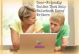 homeschool help for strong essay writing   sistershomeschoolcom user friendly guides that help reluctant essay writers