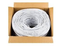 <b>Сетевой кабель ATcom UTP</b> cat.5e CU 100m AT5800
