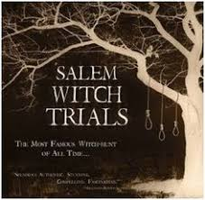 WHAT CAUSED THE SALEM WITCH TRIAL HYSTERIA OF      ESSAY