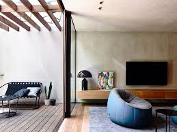 view in gallery textured walls and modern decor shape the interiors of the elegant aussie home aussie lighting world