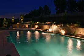 outdoor pool lighting 1000 images about pool lights on pinterest swimming pool lights pool spa and awesome modern landscape lighting design