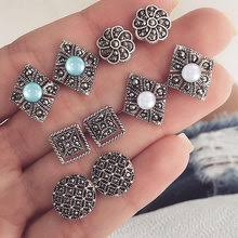 <b>Carved</b> Alloy Stud Earrings reviews – Online shopping and reviews ...