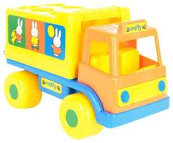 Сортер <b>Полесье</b> Миффи <b>Логический</b> грузовичок №2 — более 3 ...