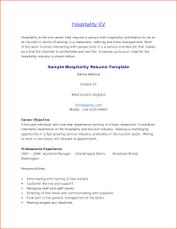 9 cv hospitality example event planning template hospitality cv doc by sayeds