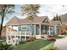 Lakefront House Plans and Lakefront Home Plans at eplans com     Bedroom Country Home from ePlans com   plan HWEPL   Lakefront
