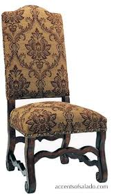 style dining room paradise valley arizona love: old world side chair in brown spice chenille upholstery find old world dining room chairs tuscan style dining chairs at accents of salado online shopping