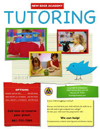 tutoring flyer templates anuvrat info tutoring flyer template tutoring flyers template every