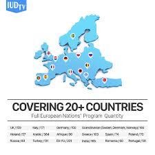 <b>IPTV</b> IUDTV Subscription 1 Year <b>Iptv Swedish</b> Italy UK <b>Germany</b> ...