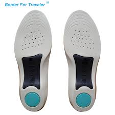2017 new PU Athletic sports <b>insole shock absorption insole</b> for ...