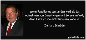 Bildergebnis für populismus