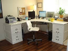 20 diy desks that really work for your home office amazing diy home office desk 2 black