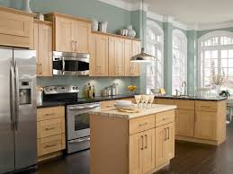 kitchens with light cabinets kitchens kitchen kitchen wall colors kitchen walls blue kitchen what color to paint kitchen light oak kitchen cabinets blue cabinet kitchen lighting
