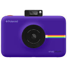 Купить <b>Фотоаппарат</b> моментальной печати <b>Polaroid Snap</b> Touch ...