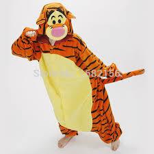 Kigurumi <b>New Style</b> Tiger Pajamas Adult Onesie Unisex Animal ...