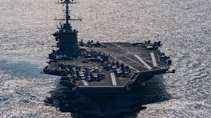 Aircraft Carrier Charles de Gaulle Videos at ABC News Video ...