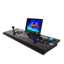 <b>HD 2222 Games Double</b> Game Console,Pandora'S Box 9D Arcade ...