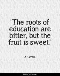 Education Quotes | http://noblequotes.com/ aristotle, aristóteles ... via Relatably.com