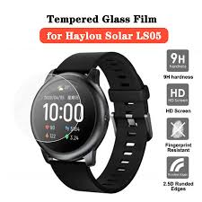 For Haylou Solar LS05 Smart Watch <b>Screen Protector</b> Clear <b>HD</b> ...