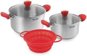 <b>Набор</b> посуды <b>Rondell</b> Breit, 5 предметов. <b>RDS</b>-<b>1003</b> — купить в ...
